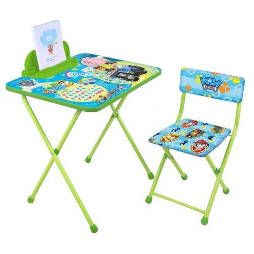 Набор детской мебели Nika Щенячий паруль К1-100