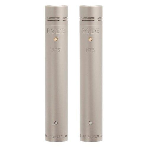 RODE NT5-MP подобранная пара конденсаторных микрофонов NT5