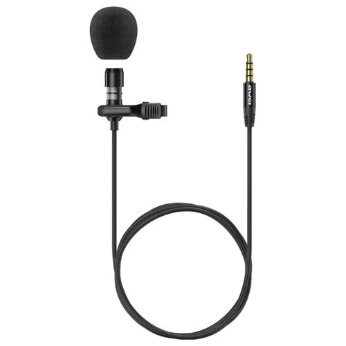 Микрофон Awei MK1, черный