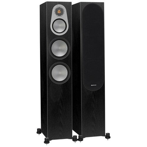Напольная акустическая система Monitor Audio Silver 300 black oak