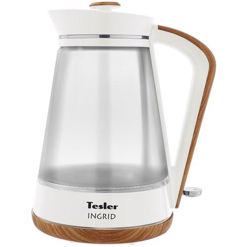 Чайник Tesler INGRID KT-1750, white