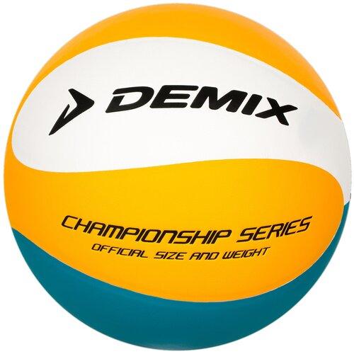 Мяч волейбольный Demix demix брюки мужские demix размер 54