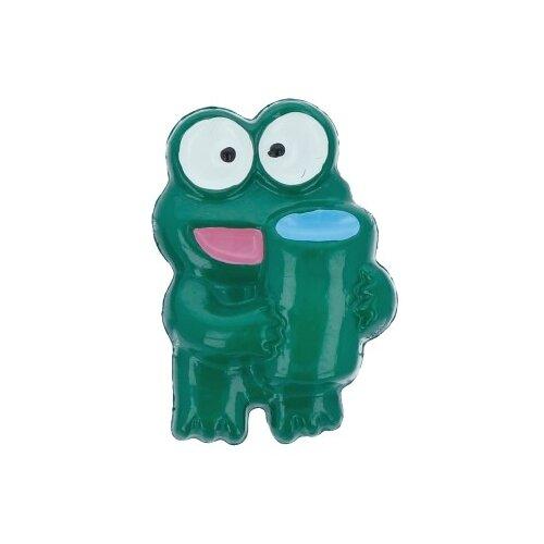 Купить Пуговицы детские Gamma 18 мм, 36 шт, №D084, зеленые (AY 9981)