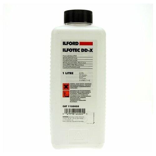 Фото - Проявитель для плёнки Ilford Ilfotec DD-X, жидкость, 1 л. фотобумага ilford multigrade rc deluxe 24 x 30 5 см перламутровая 10 л