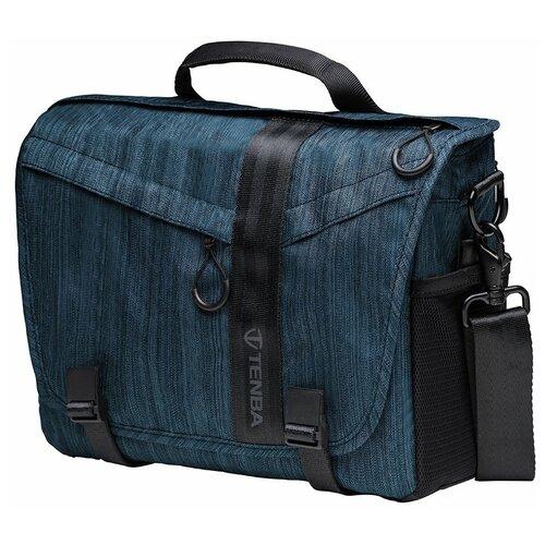 Фото - Сумка для фотокамеры TENBA DNA 10 Messenger голубой вечерняя сумка ls5560 women handbag messenger bags 2014 new shoulder clutch evening bags