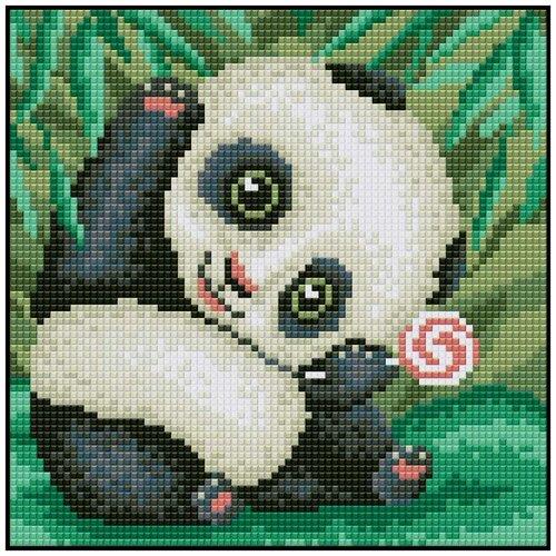 Алмазная мозаика Алмазная Фея 0081. Панда