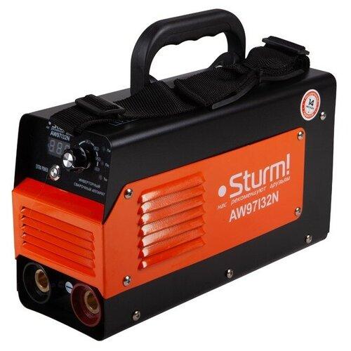 Сварочный аппарат инверторного типа Sturm! AW97I32N MMA сварочный аппарат инверторного типа crown ct33100 mma