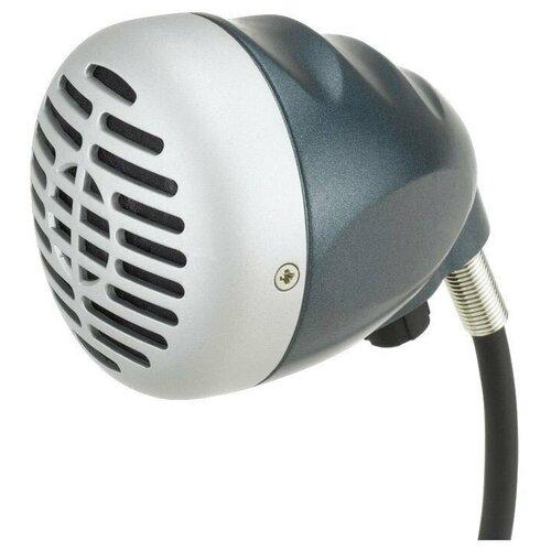 Микрофон Superlux D112C для губной гармошки, серый