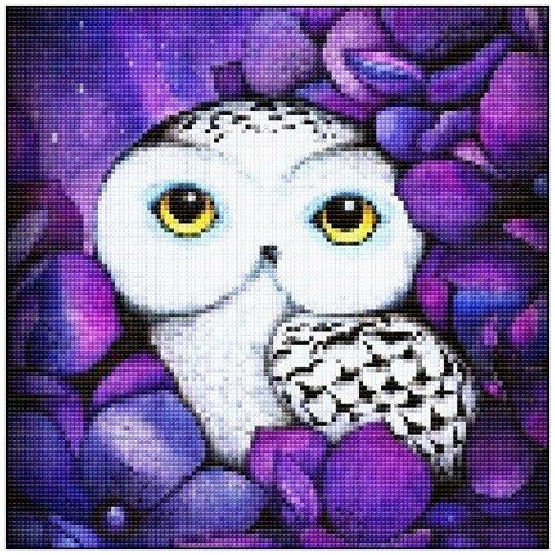 Купить Алмазная мозаика Алмазная Фея A-0359. Я прилетала из сказки, Алмазная вышивка