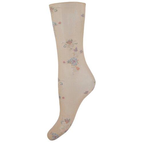 Капроновые носки Trasparenze Alain (c), размер Unica, cosmetic C