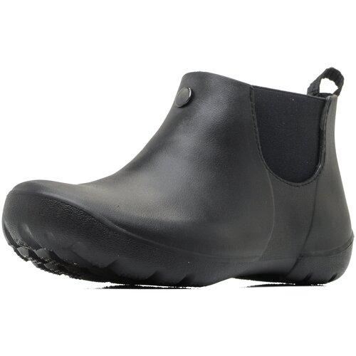 Ботинки женские KAURY из ЭВА, не утепленные, арт. 510 ЖР, цвет: черный, р-р 35/36