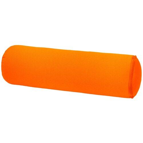 Подушка ортопедическая (Валик спортивный) AMARO HOME Sport Roll (оранжевый)