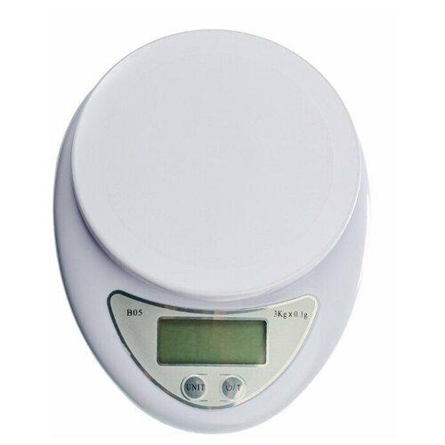 Весы кухонные Verona Weight, белые недорого