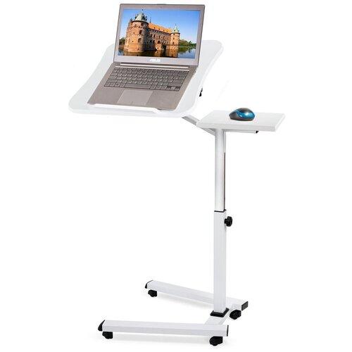 Столик для ноутбука Tatkraft Like /Подставка под ноутбук/Стол складной/Стол компьютерный/Регулируемый