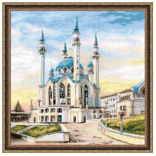 Купить Риолис Набор для вышивания крестом Кул шариф 40 x 40 (1367), Наборы для вышивания
