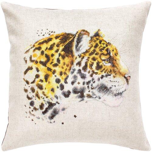 Luca-S Набор для вышивания подушки 40 х 40 см (PB183) набор для вышивания подушки collection d art 40 х 40 см 5018