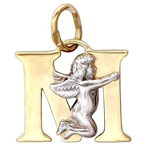 Эстет Подвеска из золота 01П06399МЖ