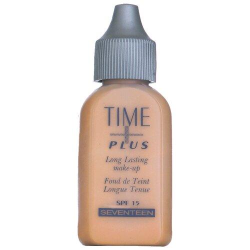 Seventeen Тональный крем Time Plus Long Lasting make-up, 35 мл, оттенок: 05 Dark Beige
