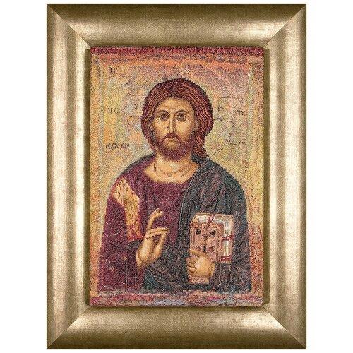 Купить Thea Gouverneur наборы для вышивания 476А Христос Вседержитель 22 х 34 см, Наборы для вышивания
