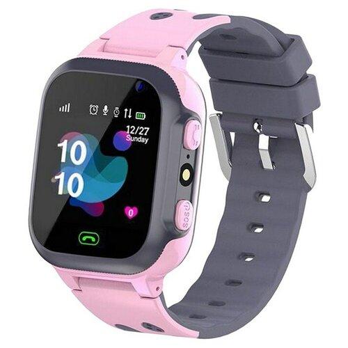 Детские умные часы Aspect Baby Watch E07 розовые