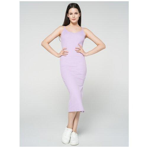 Платье ТВОЕ 81307 цвет: сиреневый XS
