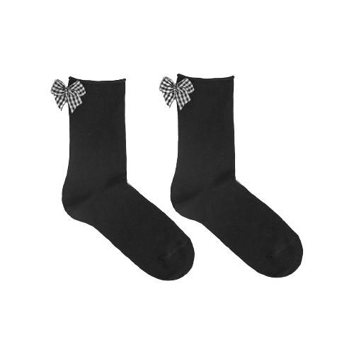 Носки MARK FORMELLE 245K-1304, размер 23, черный