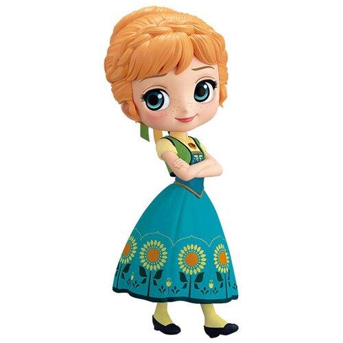 Купить Фигурка Q Posket Disney Characters: Anna Surprise Coordinate, Bandai, Игровые наборы и фигурки