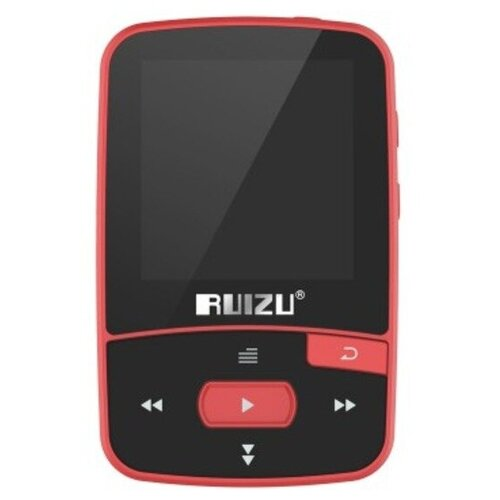 HiFi плеер Ruizu X50 8Гб красный