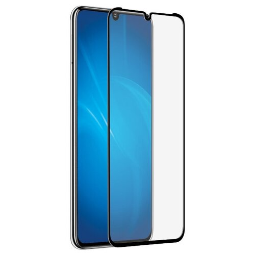 Защитное стекло Brosco для Huawei P30 Lite Full Screen Full Glue Black HW-P30L-FSP-GLASS-BLACK чехол brosco для huawei p30 lite black hw p30l softrubber black