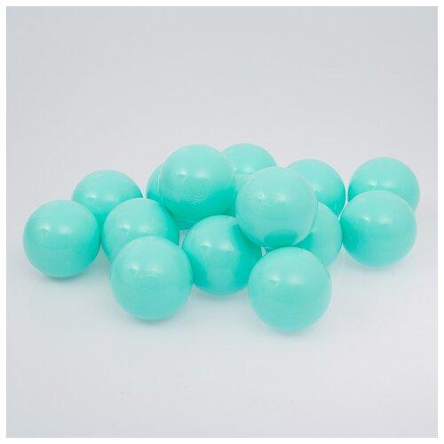 Шарики для сухого бассейна Соломон 500 шт, цвет бирюзовый