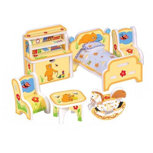 Сборная модель Умная Бумага Детская мебель (108)