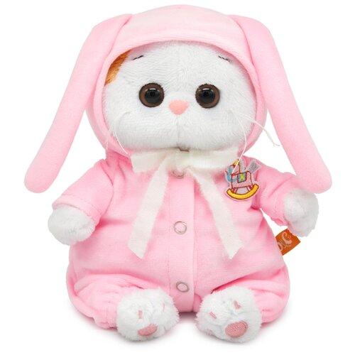 Мягкая игрушка BUDI BASA Ли-Ли BABY в спальном комбинезоне 20 см (LB-065)