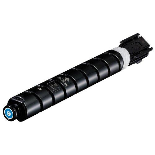 Тонер Canon C-EXV 58L Toner Cyan kартридж canon тонер c exv 34 cyan 3783b002