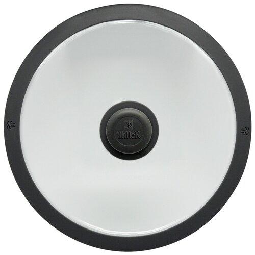 Фото - Крышка Taller TR-8002, 22 см прозрачный/черный крышка taller 20 см tr 38001