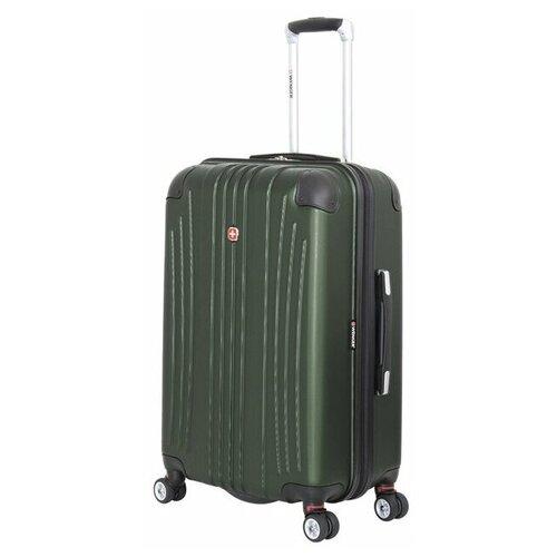 Чемодан средний Ridge + сумка в подарок WENGER 6171646165.pod