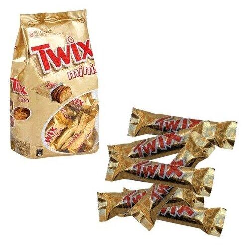 Шоколадные батончики TWIX
