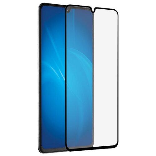 Закаленное стекло DF для Samsung Galaxy A41 Full Screen sColor-96 Black
