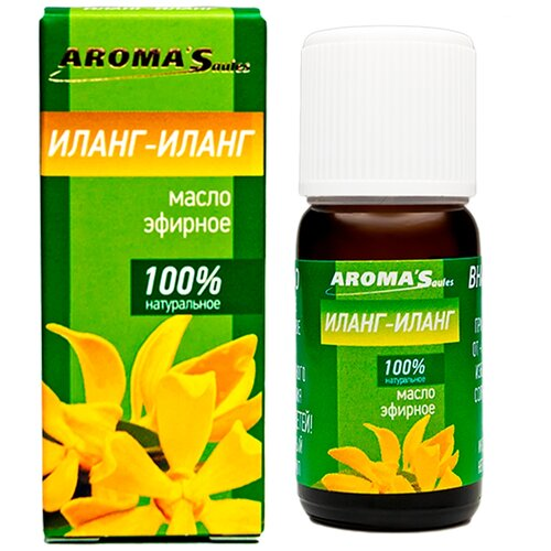 AROMA'Saules эфирное масло Иланг-иланг, 10 мл