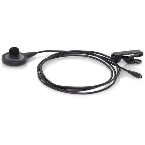 RODE PinMic-Long петличный всенаправленный микрофон, крепится на