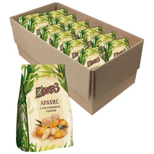 Драже Арахис в карамели Джаз с тростниковым сахаром, 12 шт по 130 г недорого