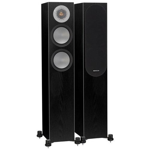 Напольная акустическая система Monitor Audio Silver 200 black oak