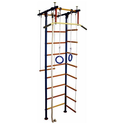 Купить Шведская стенка Вертикаль Юнга 2.1д, Игровые и спортивные комплексы и горки