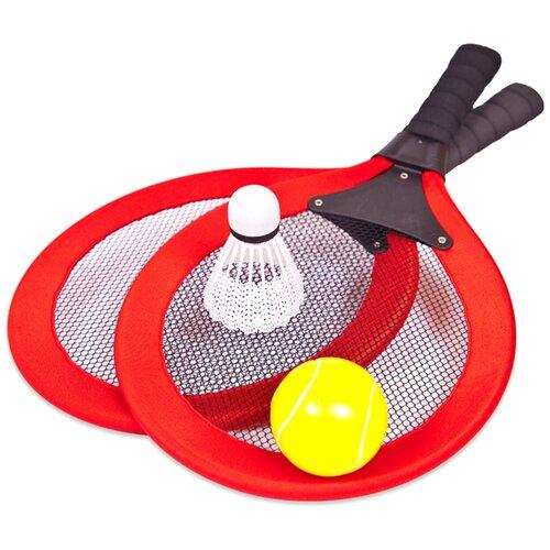 Фото - Игровой набор ABtoys Теннис (S-00107) игровой набор abtoys s 00183 черный белый 6 шт