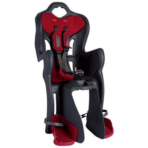 Купить Заднее велокресло Bellelli B-One Standard Multifix, темно-серый, Велокресла