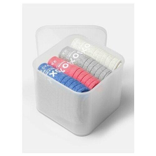 Женские носки SOXY (4 пары в пластиковой коробке)