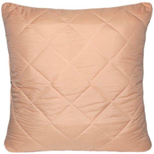 Подушка Соната Стандарт 70 х 70 см персиковый