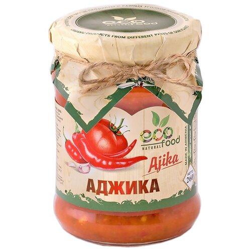 Аджика Ecofood из Армении, 260 г