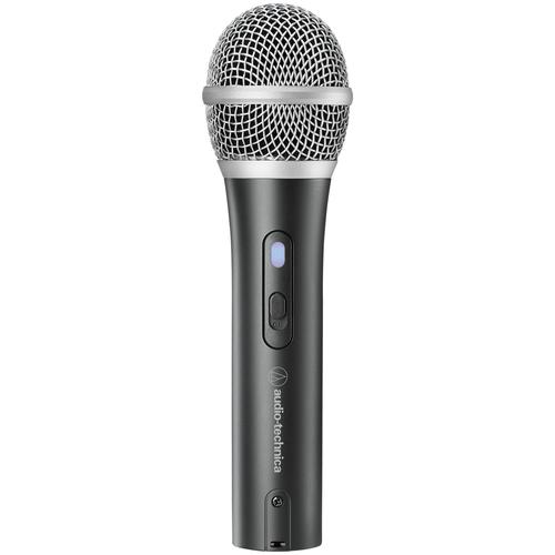 Микрофон Audio-Technica ATR2100x-USB, черный