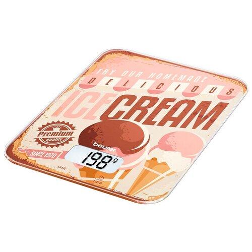 Фото - Кухонные весы Beurer KS 19 Ice Cream кухонные весы beurer ks 51