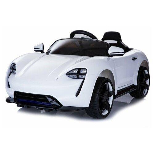 Купить Электромобиль City-Ride, на аккумуляторе, 6V/4.5AH*2, Р/У, свет, звук, мр3, USB, индикатор заряда, 115*65*50см, цвет белый, Электромобили